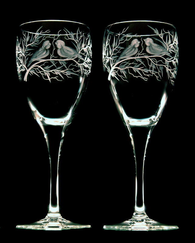 Vancouver Engraving And Anniversary Gifts Glasses Vases